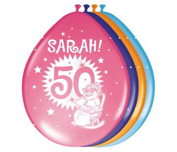 Sarah Ballonnen - 8 stuks