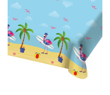 Flamingo Tafelkleed - per stuk
