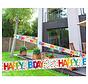 Happy Birthday Afzetlint - 15 meter