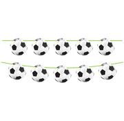 Voetbal Vlaggenlijn - 12 meter