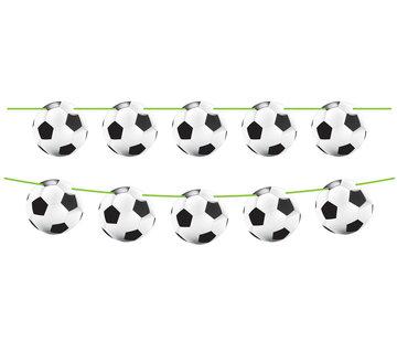 Voetbal Vlaggenlijn - 10 meter