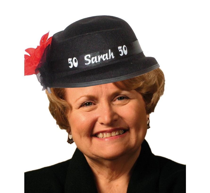 Sarah Hoed - per stuk