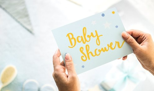 Baby op komst? Top 3 leuke babyshower ideeën!