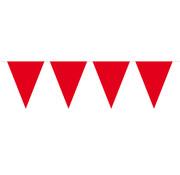 Vlaggenlijn Rood - 10 meter