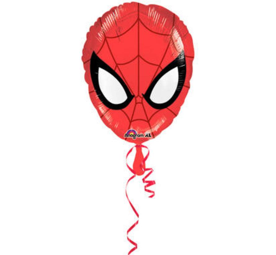 Spiderman Folieballon - per stuk