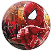 Spiderman Bordjes - 10 stuks