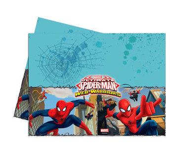 Spiderman Warriors Tafelkleed - 120x180cm