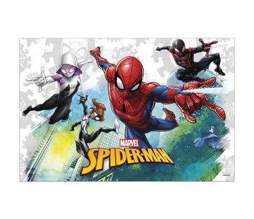 Spiderman Team Tafelkleed - 120x180cm