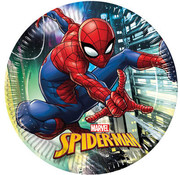 Spiderman Team  Bordjes - 8 stuks