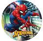 Spiderman Team  Bordjes - 8 stuks