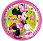 Minnie Mouse Happy Bordjes 23 cm - 8 stuks