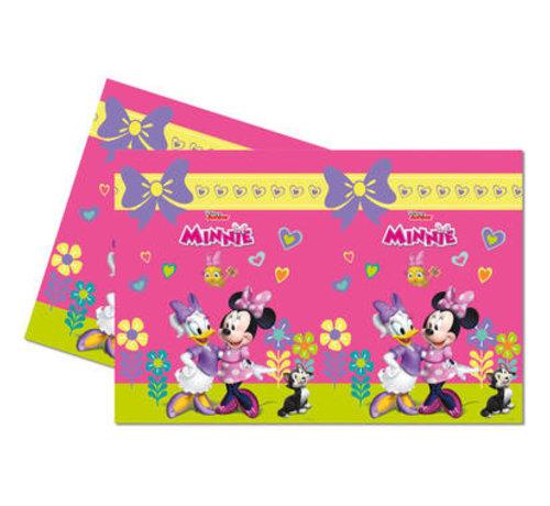 Minnie Mouse Happy Tafelkleed - 120x180cm