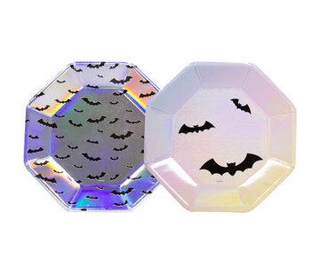 Halloween Bordjes Creep Pastel - 6 stuks