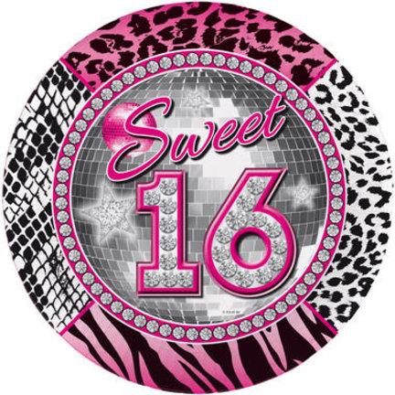 Goedkoop sweet 16 versiering online kopen