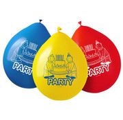 Buurman & Buurman Ballonnen 30cm - 8 stuks