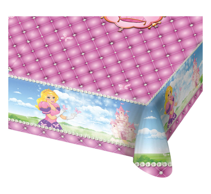 Prinsessen  Tafelkleed - 130x180cm