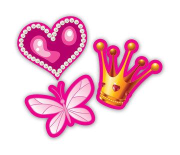 Prinsessen Tafelconfetti XL