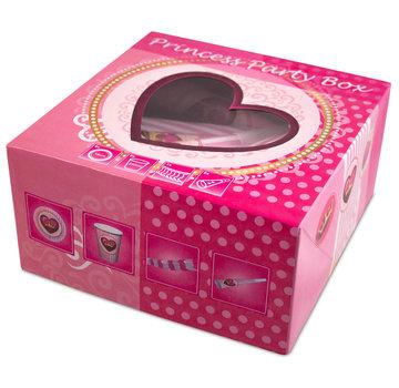 Prinsessen Partybox - per stuk
