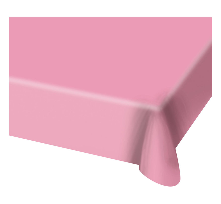 Baby Roze Tafelkleed - 130x180cm