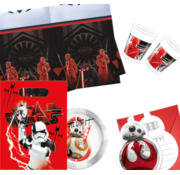 Feestpakket Star Wars The Last Jedi - per stuk