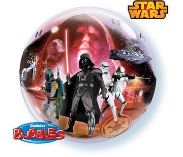 Star Wars Bubbles Folieballon 56cm - per stuk