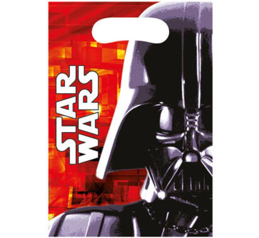 Star Wars Final Battle Uitdeelzakjes - 6 stuks