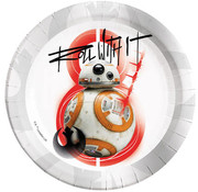 Star Wars The Last Jedi Borden - 8 stuks