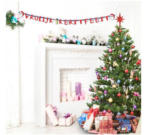 Kerst Letterslinger - 3 meter
