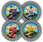 Formule 1 Borden 23cm - 8 stuks