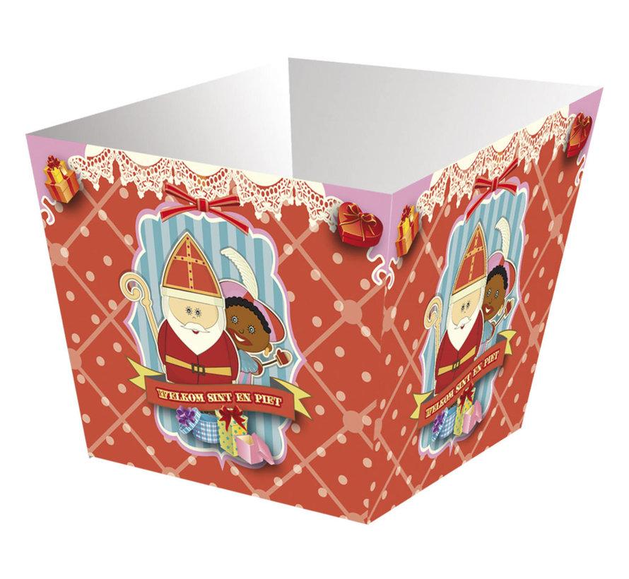Sinterklaas Pepernoten Bakjes - 4 stuks