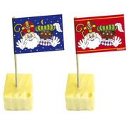 Prikkers Sint en Piet - 50 stuks