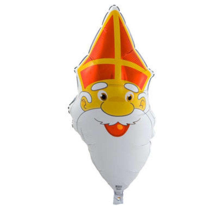 Sinterklaas Ballon - 47x90cm