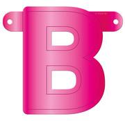 Letterslinger B Magenta