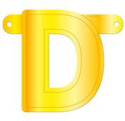 Letterslinger D Geel