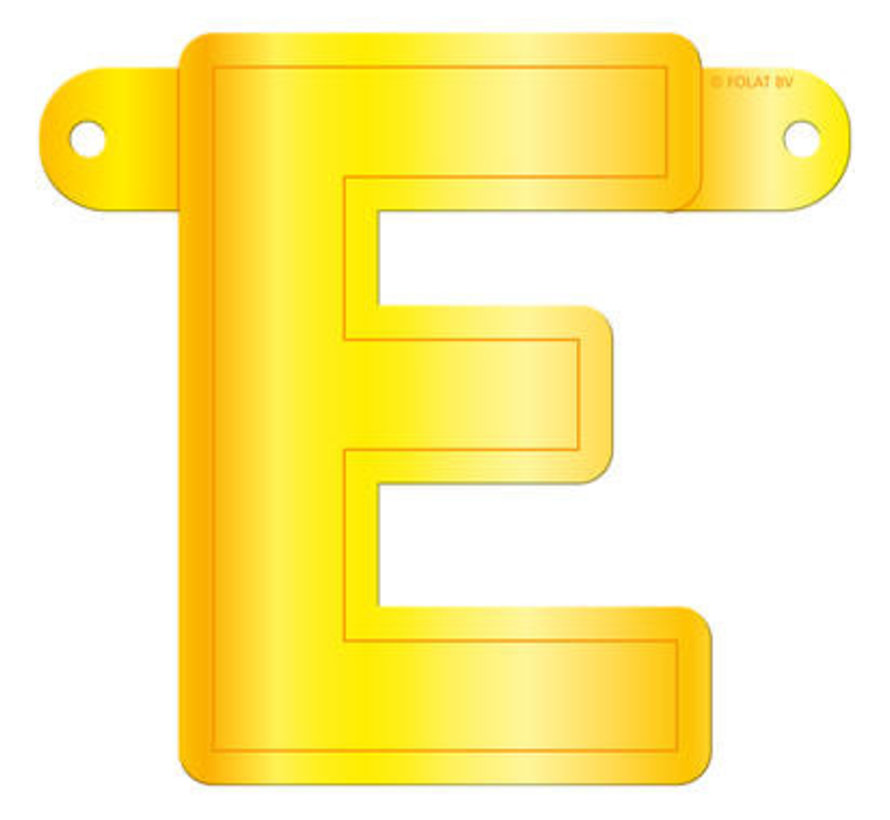 Letterslinger E Geel