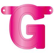 Letterslinger G Magenta