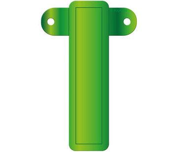 Letterslinger I Lime Groen