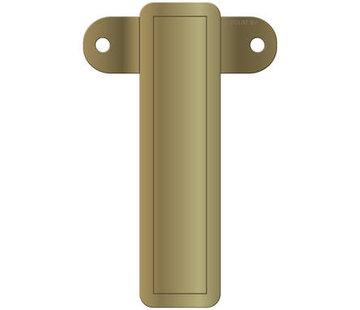 Letterslinger I Metallic Goud