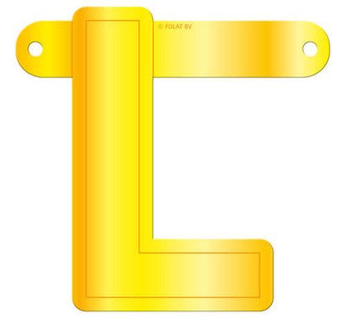 Letterslinger L Geel