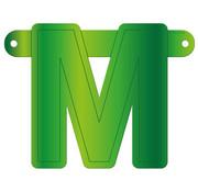Letterslinger M Lime Groen