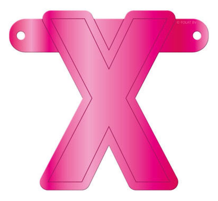 Letterslinger X Magenta