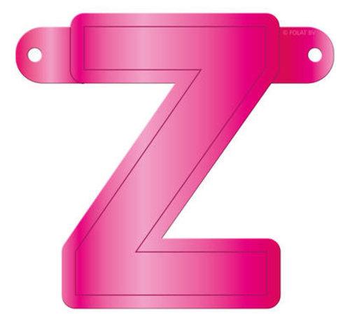 Letterslinger Z Magenta