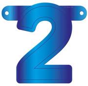 Letterslinger 2 Blauw