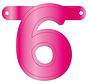 Letterslinger 6 Magenta