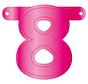Letterslinger 8 Magenta