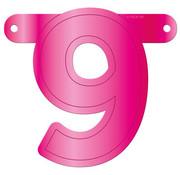 Letterslinger 9 Magenta