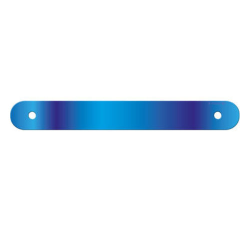 Letterslinger Deco Connect Blauw