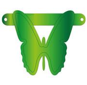 Letterslinger Vlinder Lime Groen