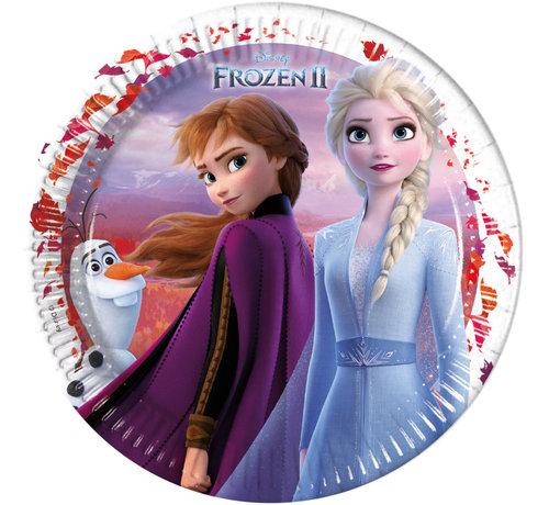 Borden Frozen 2 23cm - 8 stuks
