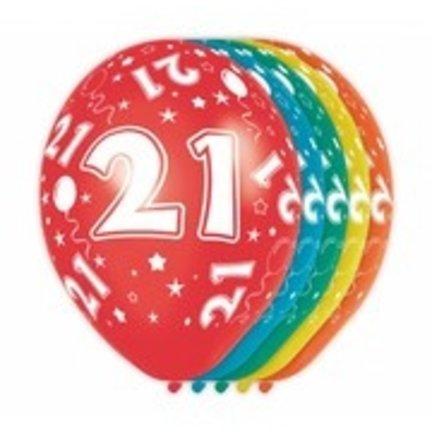 Goedkoop ballonnen 21 jaar online kopen